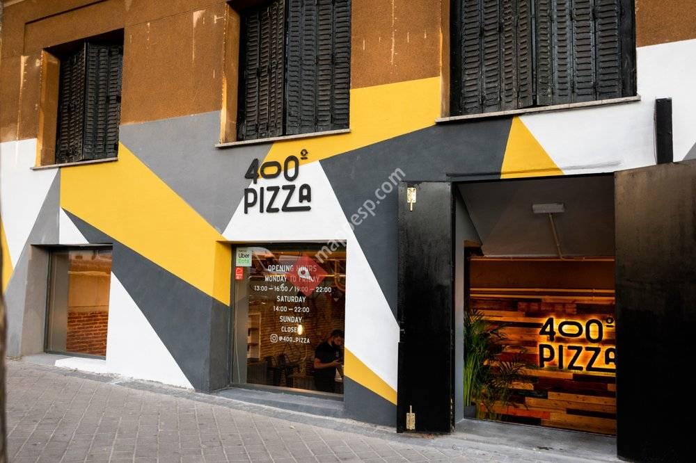 400 Grados Pizza