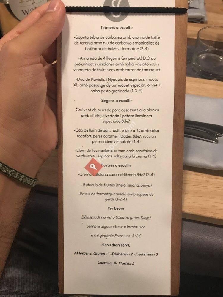 8 de 7 Restaurante
