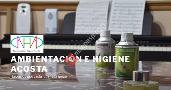 Ambientación e Higiene Acosta