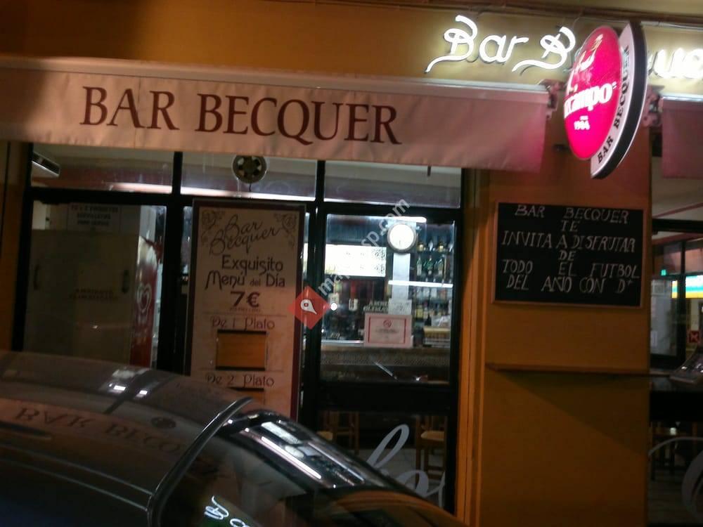 Bar Bécquer