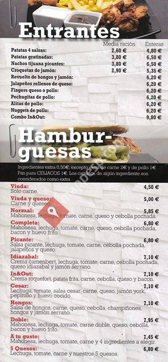 Bar in&out leioa