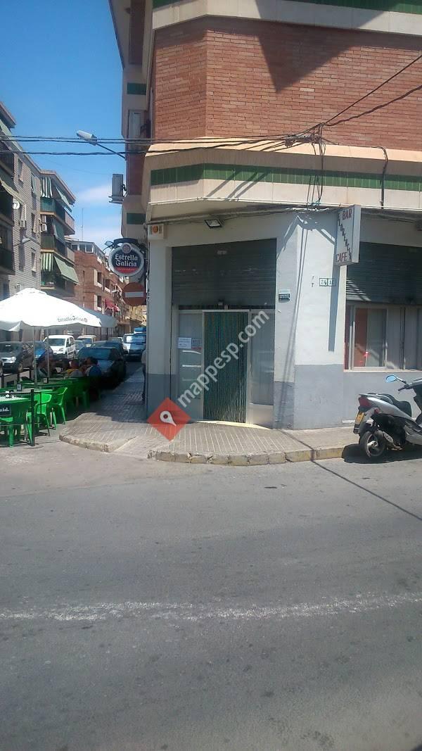 Cafetería Bar Florencia.
