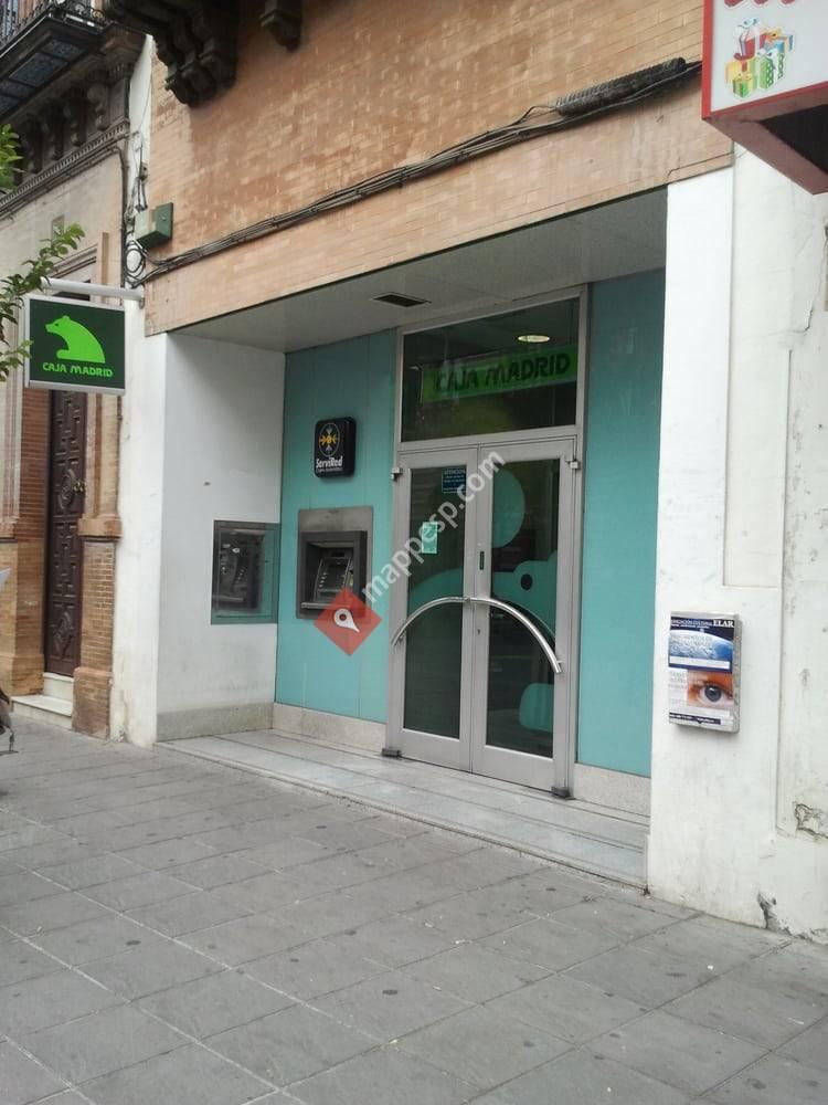Caja Madrid Oficina 9870