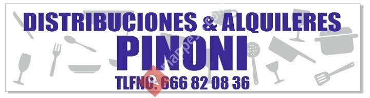 Distribuciones Y Alquiler Pinoni