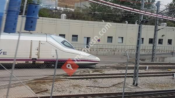 Estación Abroñigal