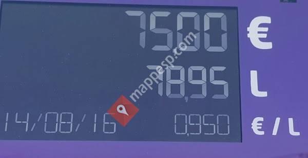 Gasolinera ALIMER LORCA