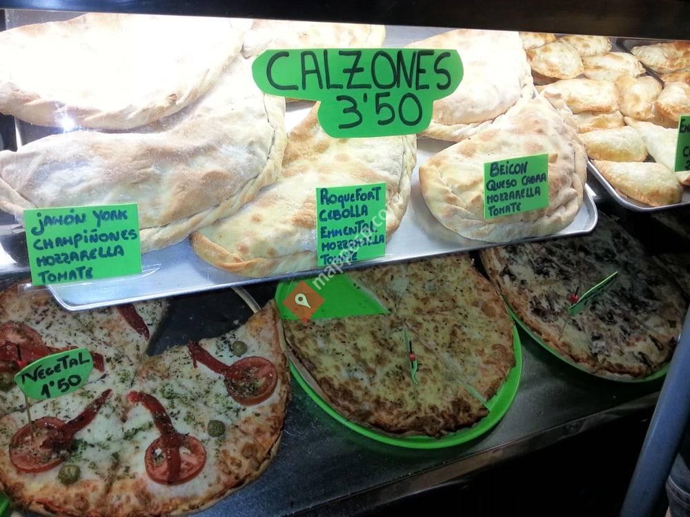 La Pizza del Carmen