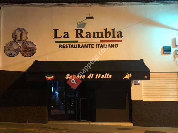 La Rambla restaurante Italiano