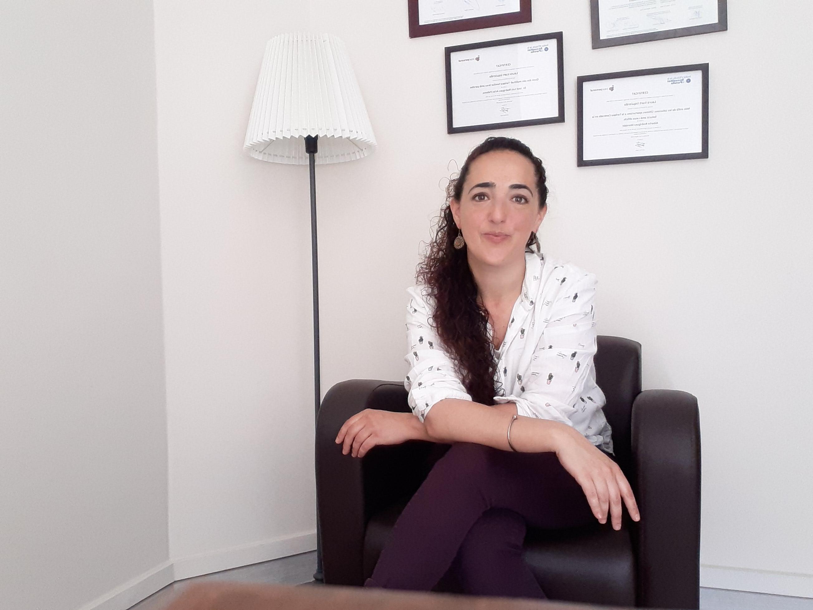 Laura Icart - Psicòloga Sanitària Col.22449