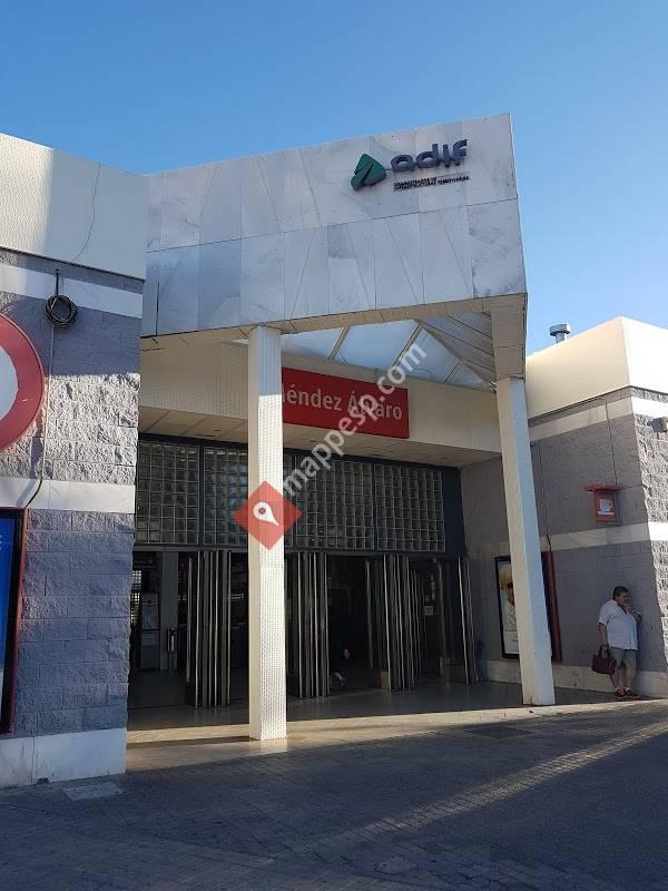 Méndez Álvaro Estación Sur
