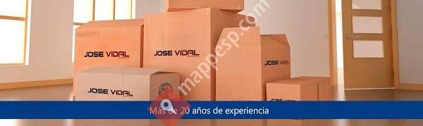 Mudanzas José Vidal