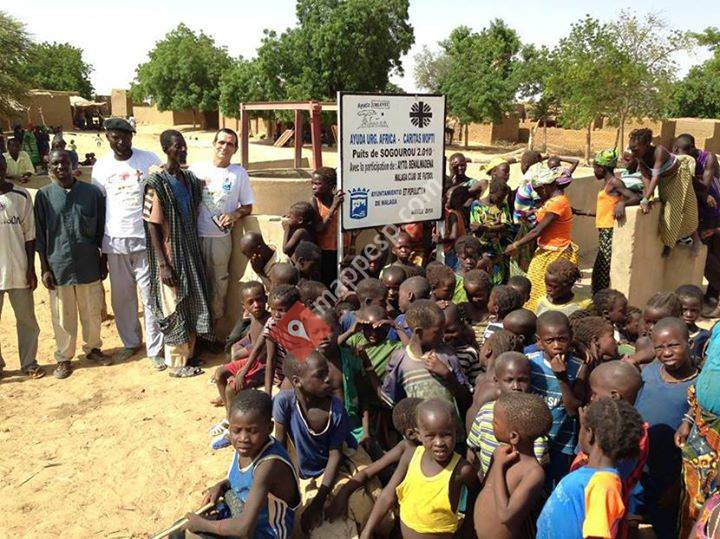 ONG Ayuda Urgente a África