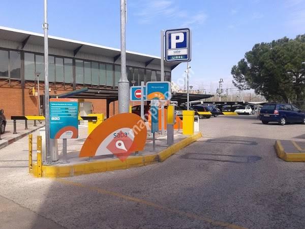 Parking Saba Estación Tren Chamartín