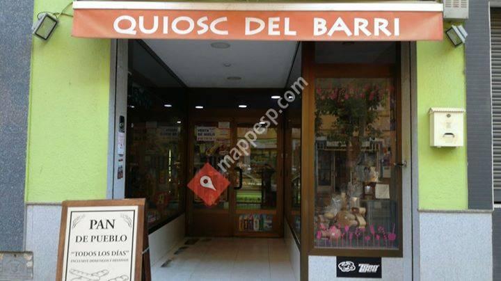 Quiosc Del Barri, Campament-Paterna