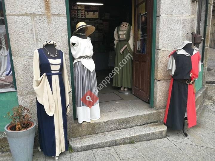 Trajes Medievales Escudero