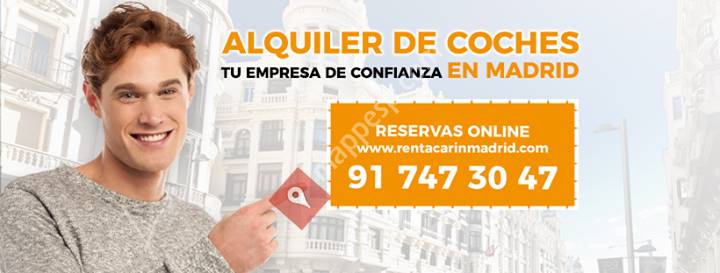Weekend Rent a car in Madrid